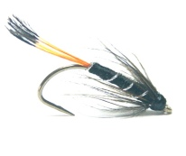 softhackles.com – Soft Hackle Wet Fly - Black Pennell