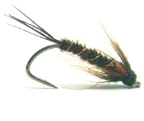 softhackles.com – Soft Hackle Wet Fly – Furnace Pheasant Tail Nymph