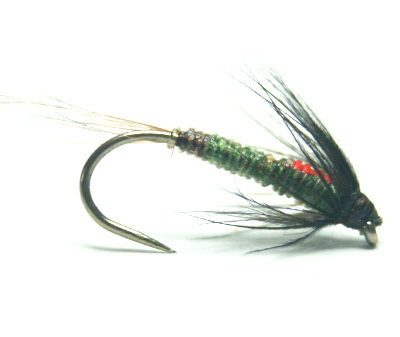 softhackles.com – Soft Hackle Wet Fly – Mono Nymph