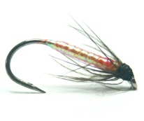 softhackles.com – Soft Hackle Wet Fly – Blushing Spider