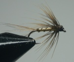 MyFlies - Steamed Hackle Whickhams Fancy after