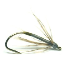 softhackles.com – Soft Hackle Wet Fly – Green Tail