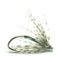 softhackles.com – Soft Hackle Wet Fly – Partridge and Green