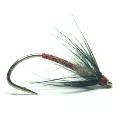 softhackles.com – Soft Hackle Wet Fly – Iron Blue