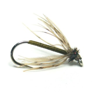 softhackles.com – Soft Hackle Wet Fly – Greensleeves